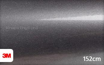 3M 1080 G201 Gloss Anthracite wrap vinyl