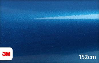 3M 1080 G227 Gloss Blue Metallic wrap vinyl