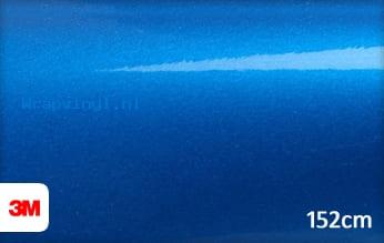 3M 1080 G337 Gloss Blue Fire wrap vinyl