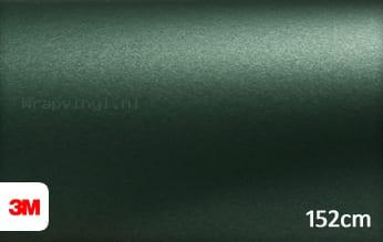 3M 1080 M206 Matte Pine Green Metallic wrap vinyl