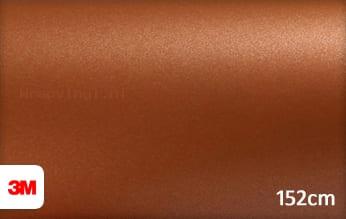 3M 1080 M229 Matte Copper Metallic wrap vinyl