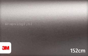 3M 1080 M230 Matte Grey Aluminium wrap vinyl