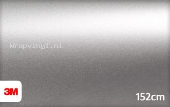3M 1080 S120 Satin White Aluminium wrap vinyl