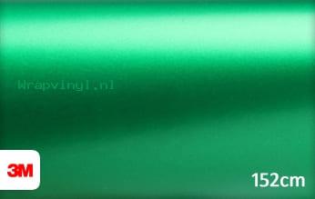 3M 1080 S336 Satin Sheer Luck Green wrap vinyl