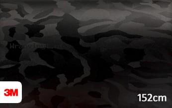 3M 1080 SB12 Shadow Black wrap vinyl