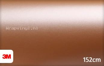 3M 1080 SP59 Satin Caramel Luster wrap vinyl