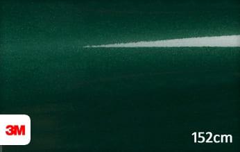 3M 1380 G216 Gloss Sapphire Green wrap vinyl