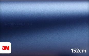 3M 1380 M287 Matte Slate Blue Metallic wrap vinyl