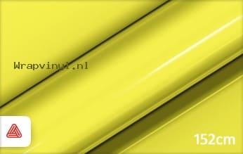 Avery SWF Ambulance Yellow Gloss wrap vinyl