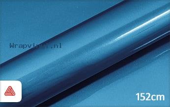 Avery SWF Bright Blue Gloss Metallic wrap vinyl