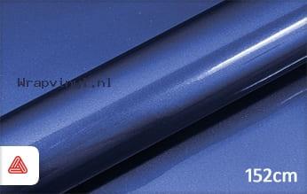 Avery SWF Dark Blue Gloss Metallic wrap vinyl