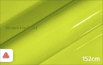Avery SWF Lime Green Gloss wrap vinyl
