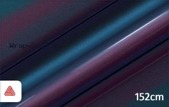 Avery SWF Rushing Riptide Cyan Purple Gloss Colorflow wrap vinyl