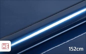 Hexis HX20033B Firmament Blue Gloss wrap vinyl