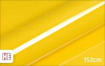 Hexis HX20109B Sun Yellow Gloss wrap vinyl