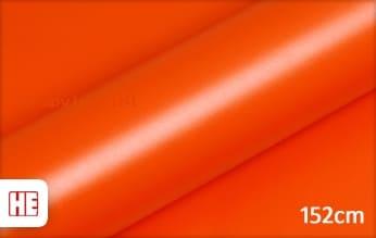 Hexis HX20165M Mandarin Red Matt wrap vinyl
