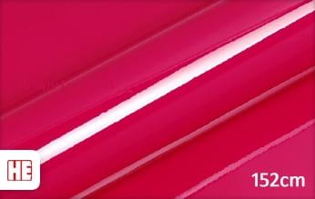 Hexis HX20220B Fuchsia Gloss wrap vinyl