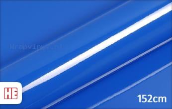 Hexis HX20293B Curacao Blue Gloss wrap vinyl