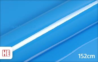 Hexis HX20299B Montpellier Blue Gloss wrap vinyl