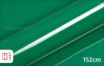 Hexis HX20348B Emerald Green Gloss wrap vinyl