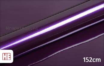 Hexis HX20352B Elderberry Purple Gloss wrap vinyl