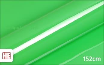 Hexis HX20375B Light Green Gloss wrap vinyl