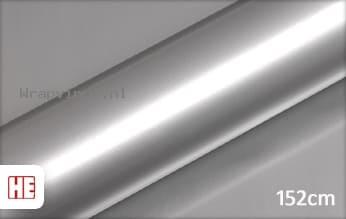 Hexis HX20877B Silver Gloss wrap vinyl