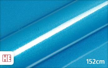 Hexis HX20BFJB Fjord Blue Gloss wrap vinyl