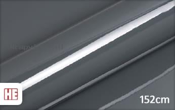 Hexis HX20G06B Nardo Grey Gloss wrap vinyl