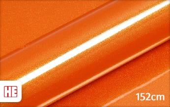 Hexis HX20OAUB Aurora Orange Gloss wrap vinyl