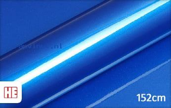 Hexis HX20P004B Apollo Blue Gloss wrap vinyl