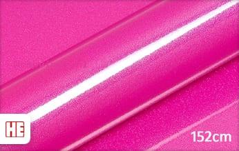 Hexis HX20RINB Indian Pink Gloss wrap vinyl