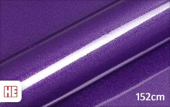 Hexis HX20VBYB Byzantine Violet Gloss wrap vinyl