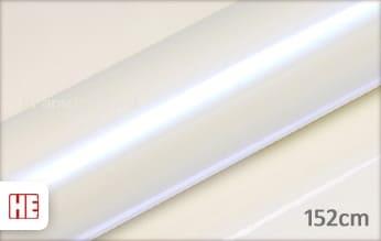 Hexis HX30BBOB Boreal White Gloss wrap vinyl