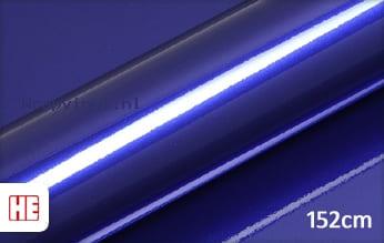 Hexis HX30BNEB Neon Blue Gloss wrap vinyl