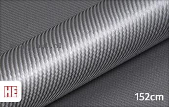 Hexis HX30CAGGRB Graphite Grey Carbon Gloss wrap vinyl