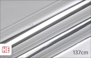 Hexis HX30SCH01B Super Chrome Silver Gloss wrap vinyl
