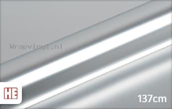 Hexis HX30SCH01S Super Chrome Silver Satin wrap vinyl