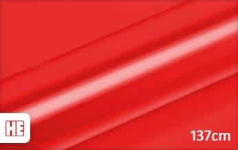 Hexis HX30SCH02S Super Chrome Red Satin wrap vinyl