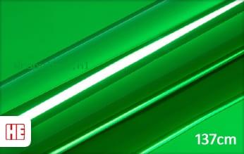 Hexis HX30SCH04B Super Chrome Green Gloss wrap vinyl
