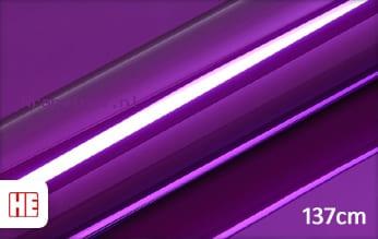 Hexis HX30SCH06B Super Chrome Purple Gloss wrap vinyl