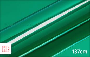 Hexis HX30SCH09B Super Chrome Turquoise Gloss wrap vinyl