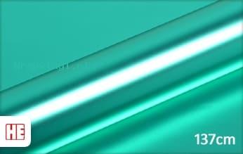 Hexis HX30SCH09S Super Chrome Turquoise Satin wrap vinyl