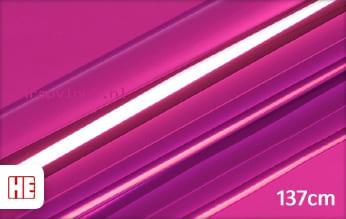 Hexis HX30SCH10B Super Chrome Pink Gloss wrap vinyl