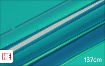 Hexis HX30SCH11B Super Chrome Light Blue Gloss wrap vinyl