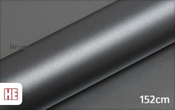 Hexis HX45G04S Argentic Grey Satin wrap vinyl