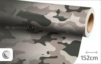 Camouflage wrap vinyl