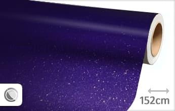 Diamant paars wrap vinyl