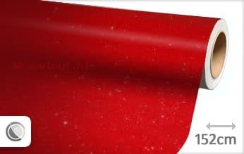 Diamant rood wrap vinyl