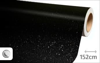 Diamant zwart wrap vinyl